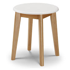 Ancona Strong And Sturdy Natural Wood Lamp Table JB546