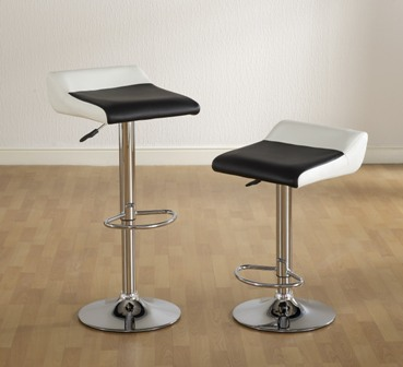 Caparelli Swivel Bar Stool x 2