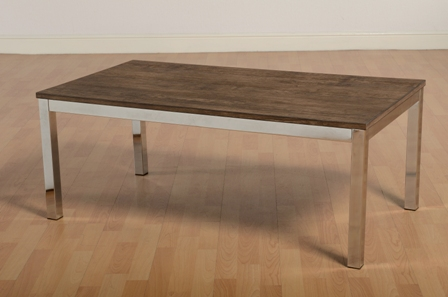 Cilento Walnut Veneer Coffee Table