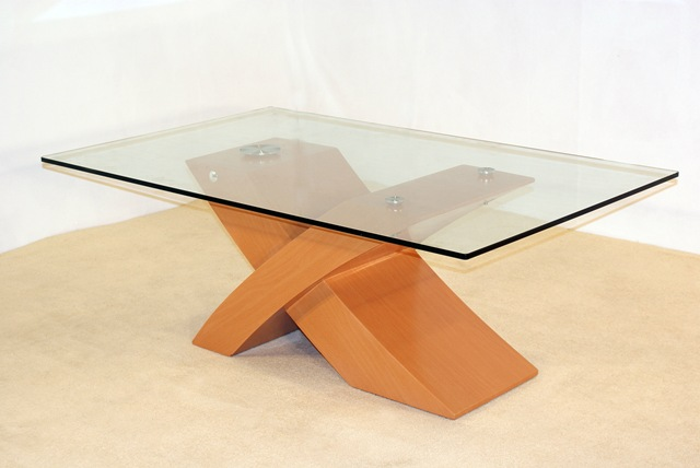 Costello Beech Coffee Table Hl258