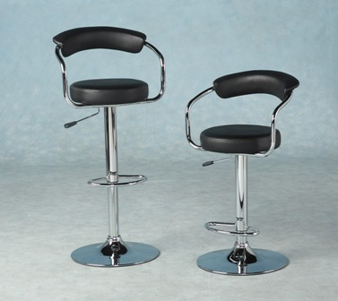 Isabelle Swivel Bar Chair x 2