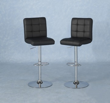 Luxurious Swivel Bar Chair x 2