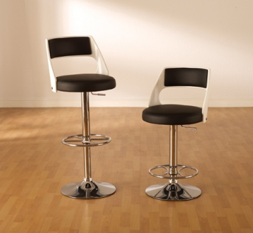 Nolette Swivel Bar Chair