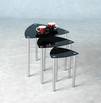 Pyramid Nest Of Tables