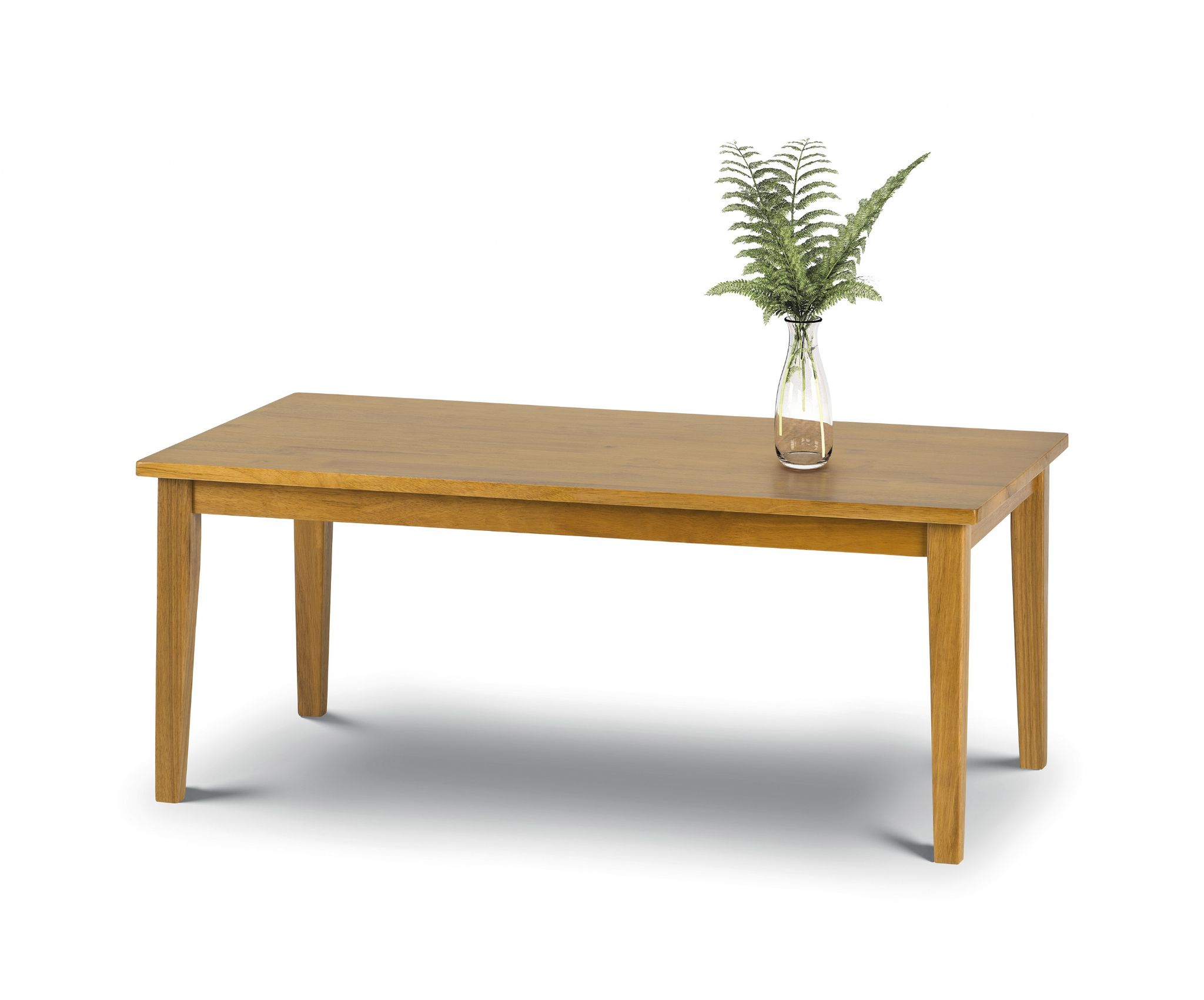 Toledo natural light oak finish coffee table jb151 for Sideboard toledo