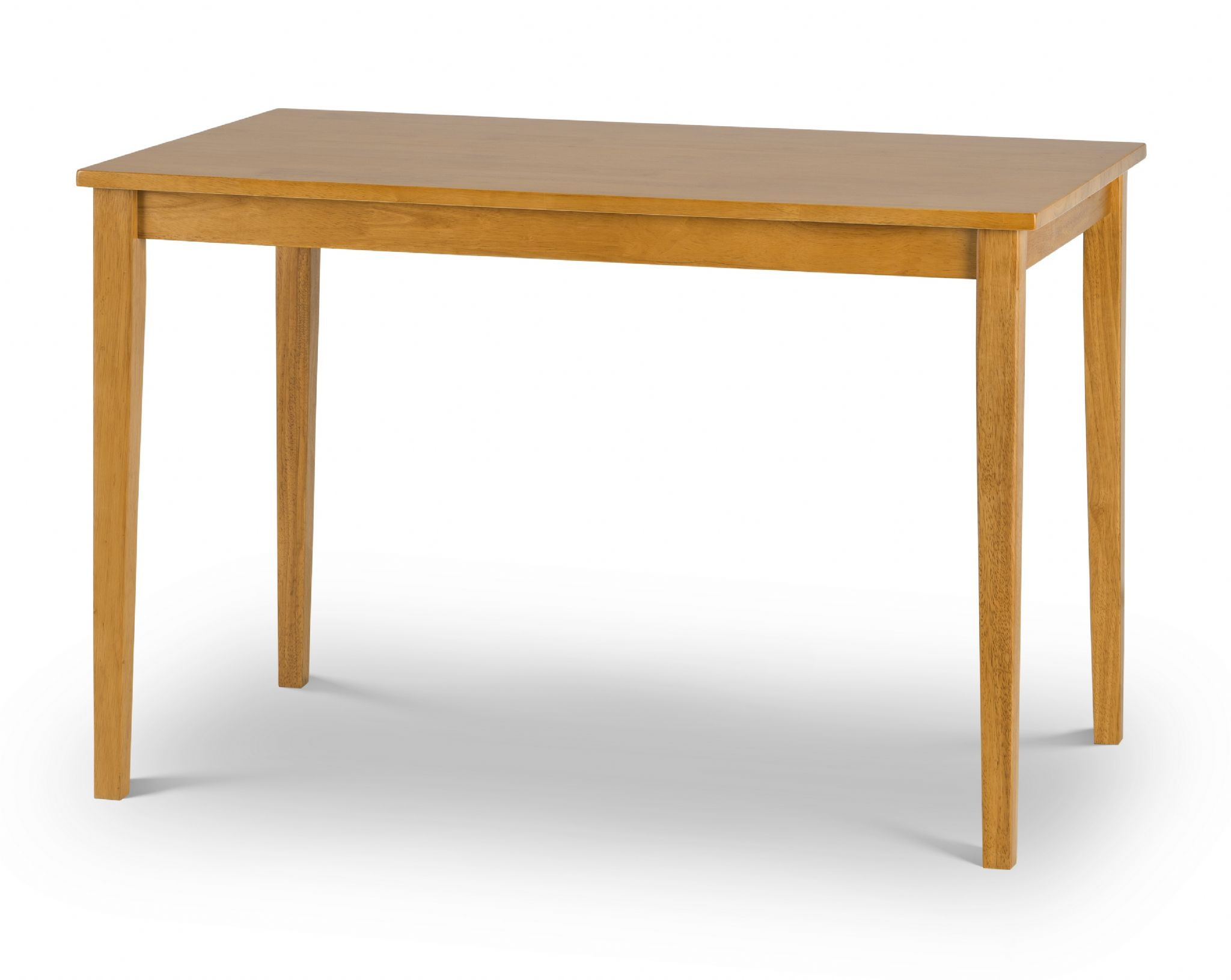 Toledo natural light oak finish dining table jb153 for Sideboard toledo
