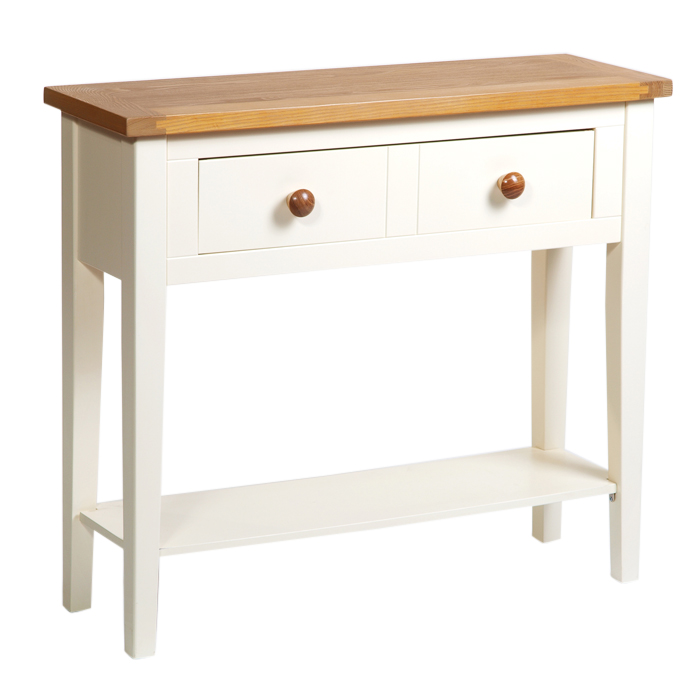 Avellino 2 Drawer Console Table