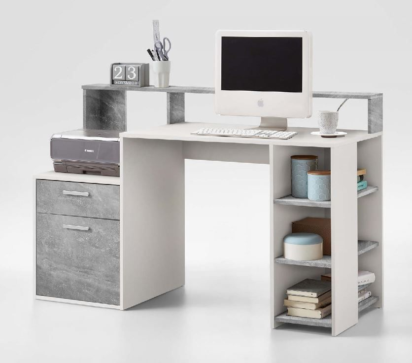 Computer Desk With Hutch You Ll Love By Furniturefactor Co Uk