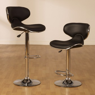 Campiti Swivel Bar Chair x 2