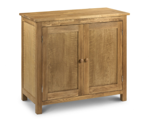 Carmona Solid Oak Oiled Finish Sideboard JB177