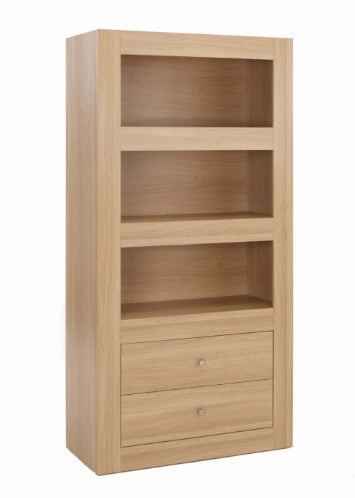 Chinon 3 Tier Oak Display Unit 17LD397