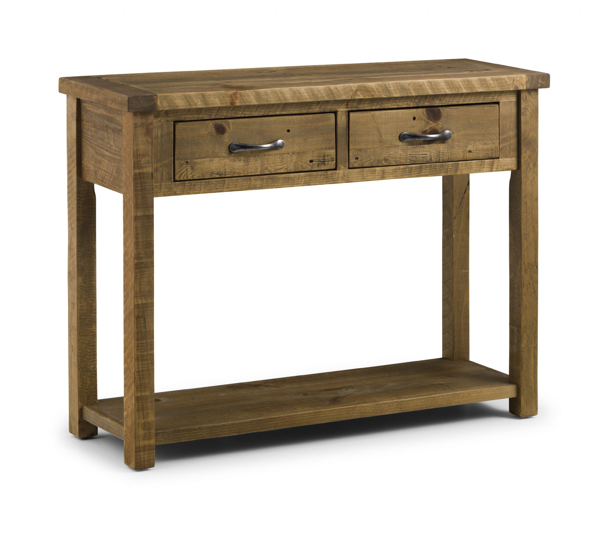 Cordoba solid pine console table with drawers jb
