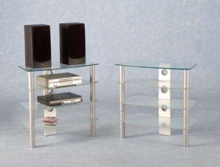 Cordova Glass Hifi Unit