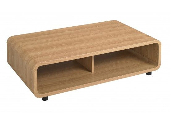 Elbeuf High Quality Oak Coffee Table 17LD343