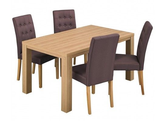 Elbeuf High Quality Oak Dining Table 17LD345
