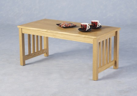 Felix Ash Veneer Coffee Table
