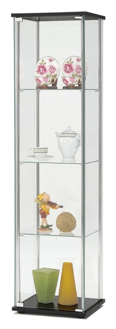 Filancia 1 Door Display Cabinet HL483-18