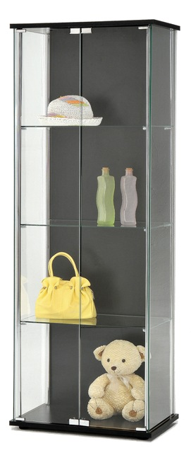 Filancia 2 Door Display Cabinet HL484-18