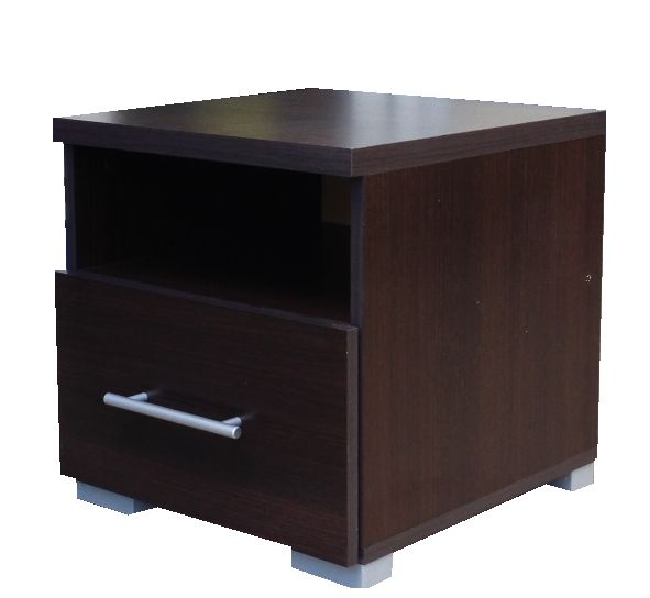 Inova Wenge Expresso Effect Beside Table (P3XT4121)