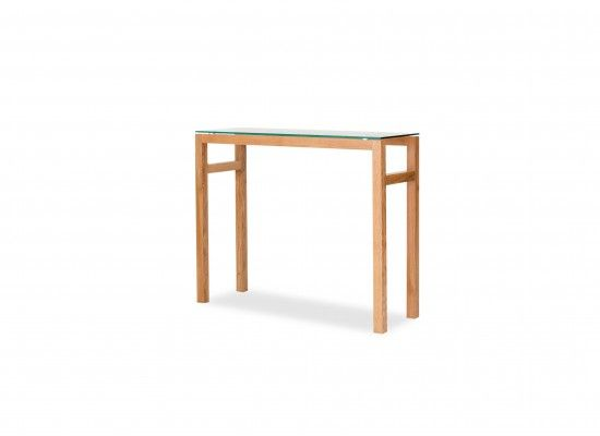 Locmariaquer Solid Oak Console Table 17LD444