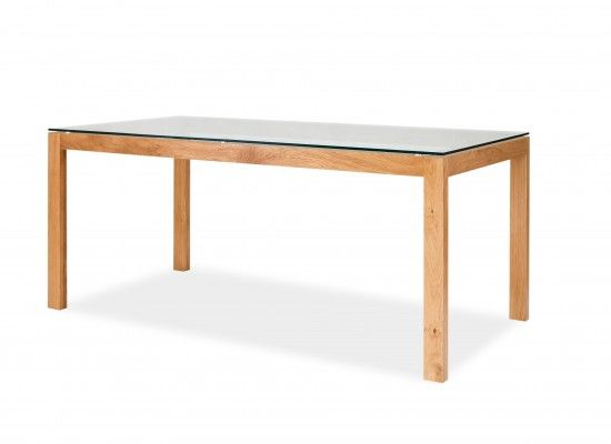 Locmariaquer Solid Oak Dining Table 17LD445
