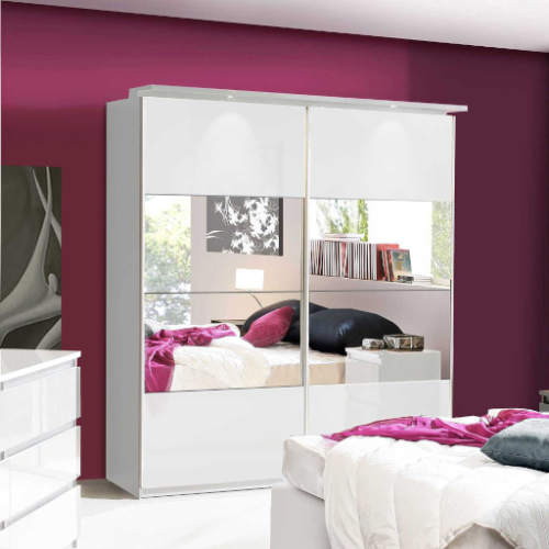 Large And Small Sliding Wardrobes Up To 50 Off At
