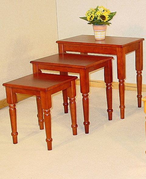 Marquez Mahogany Nest Of Tables HL195