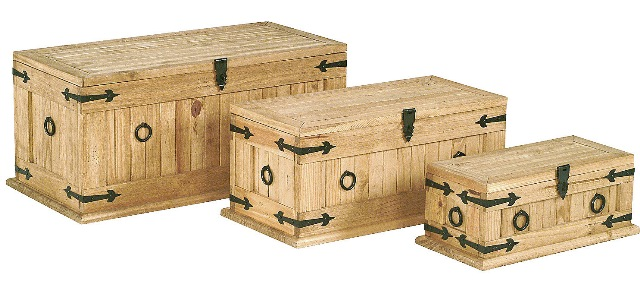 New Corona Pine Trunk Set HL91