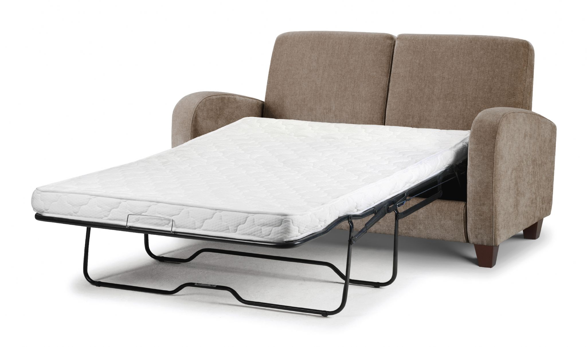 Pavia Luxurious Mink Chenille Fold Out Sofa Bed Jb578