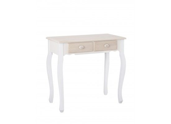 Rennes Soft White And Cream Dressing Table 17LD69