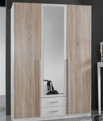 Corner Wardrobe Set  Sale Now On at FurnitureFactor