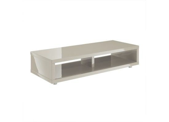 Troyes Stone High Gloss Finish TV Stand 17LD429